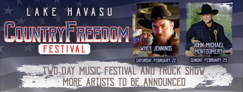 Country Freedom Festival Lake Havasu