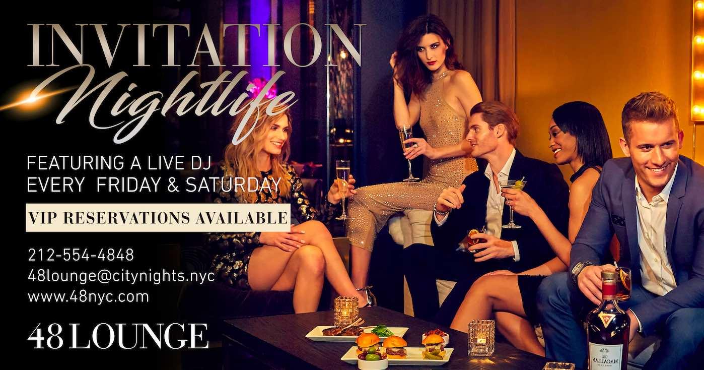 INVITATION Nightlife