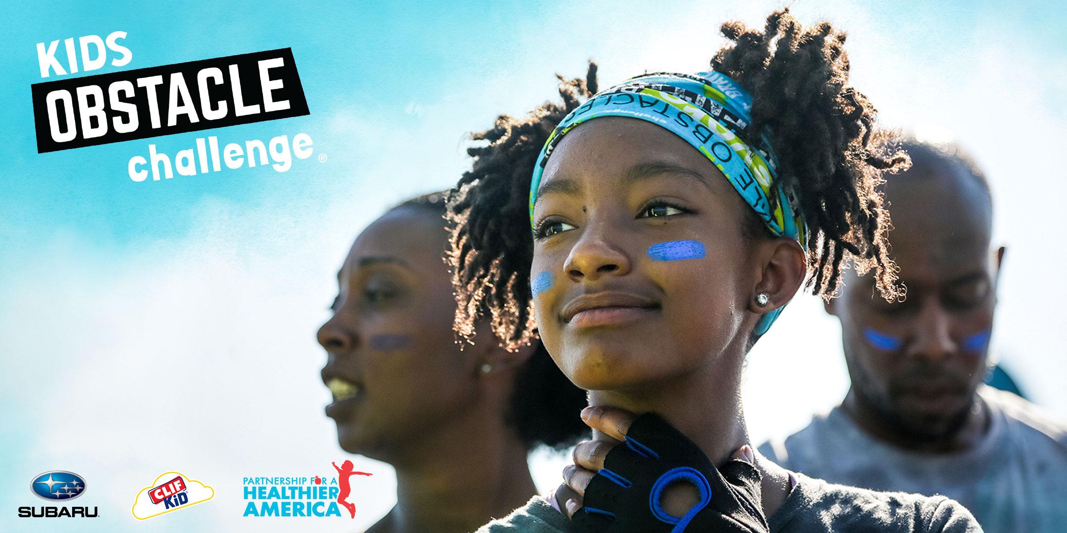 Subaru Kids Obstacle Challenge - San Diego - Saturday