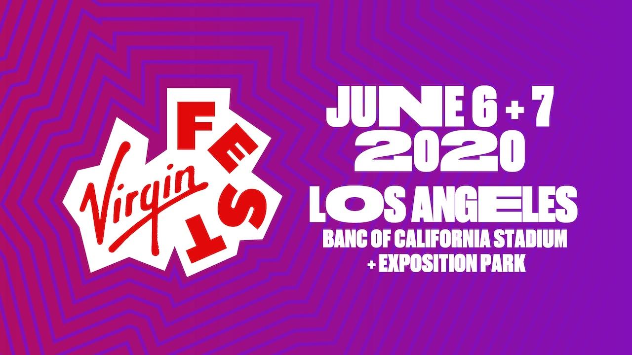 VIRGIN FEST Los Angeles