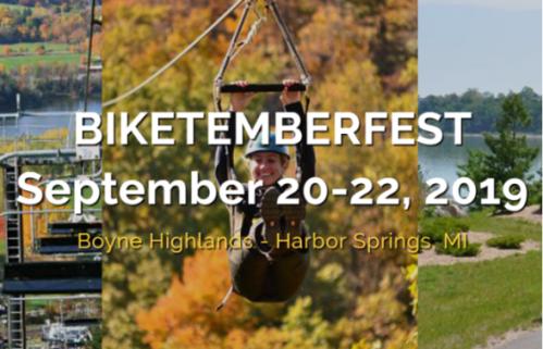 Biketemberfest 2019 - Non Hotel Package - Boyne Highlands