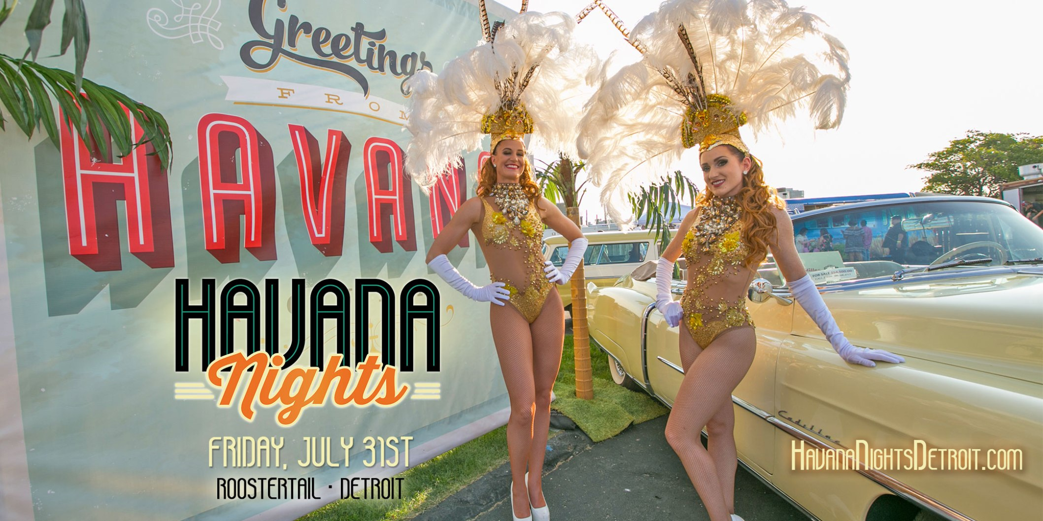 Havana Nights Detroit - 2020