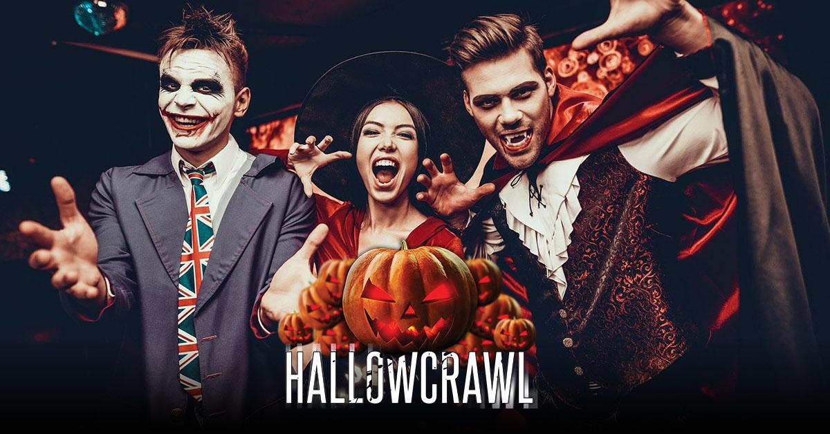 Hallowcrawl Royal Oak 2019