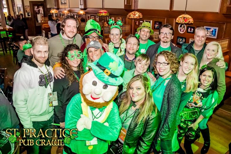 St. Practice Pub Crawl - Royal Oak - 2020