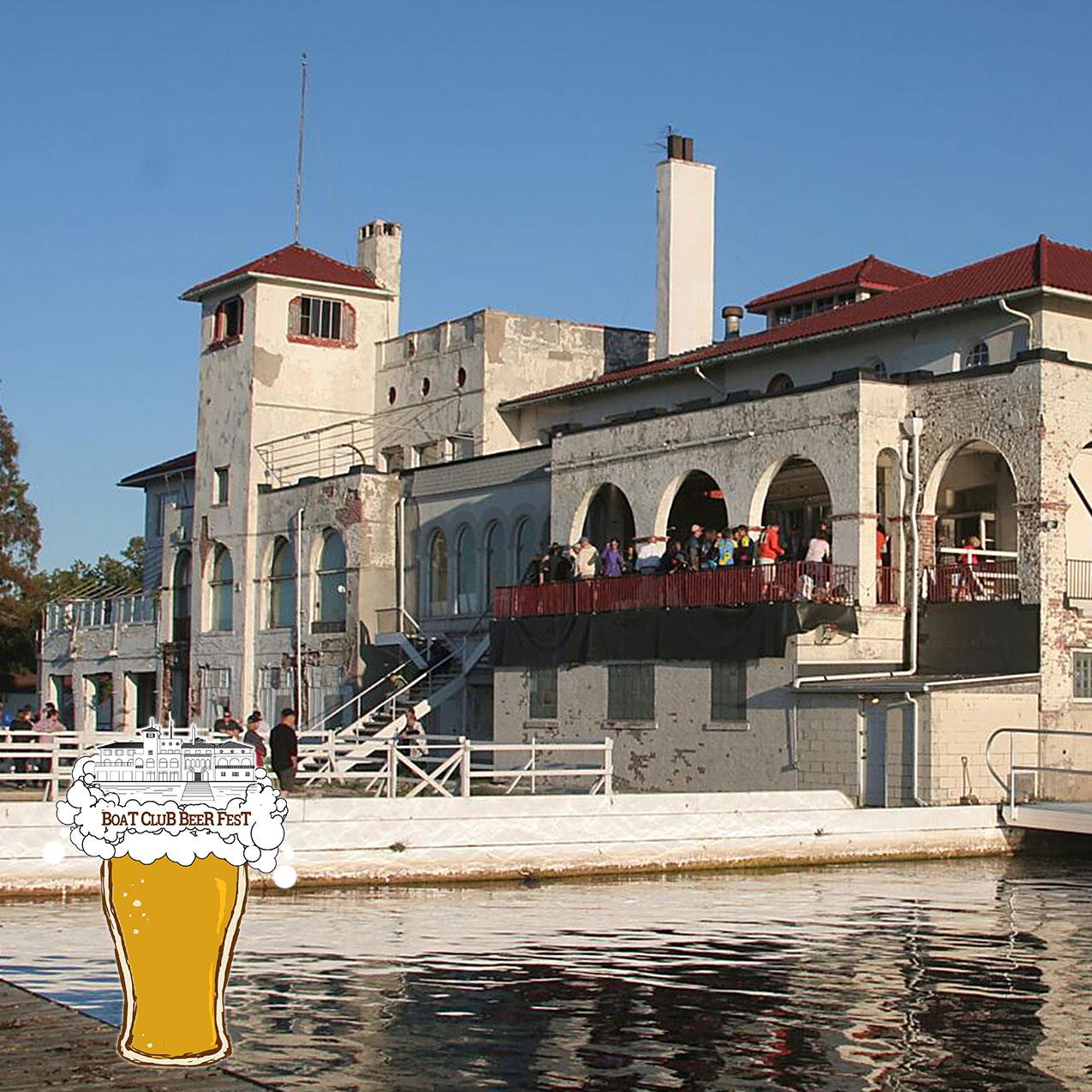 Yacht Club Beer: Detroit Boat Club Beer Fest 2018