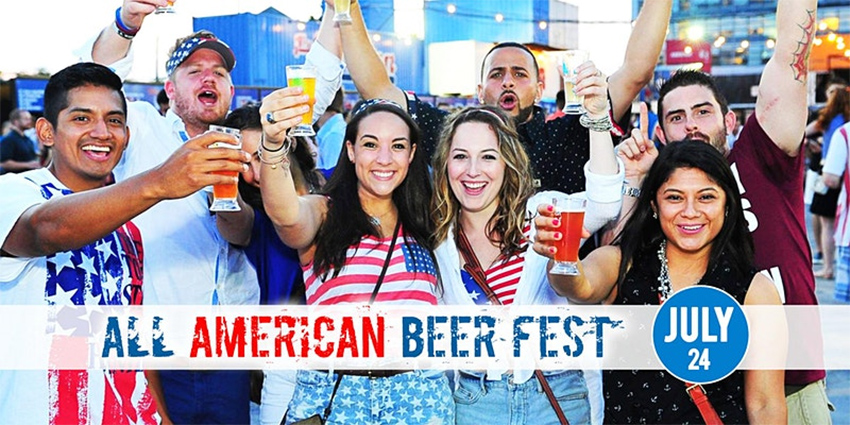 All American Beer Festival 2021 - Session 1