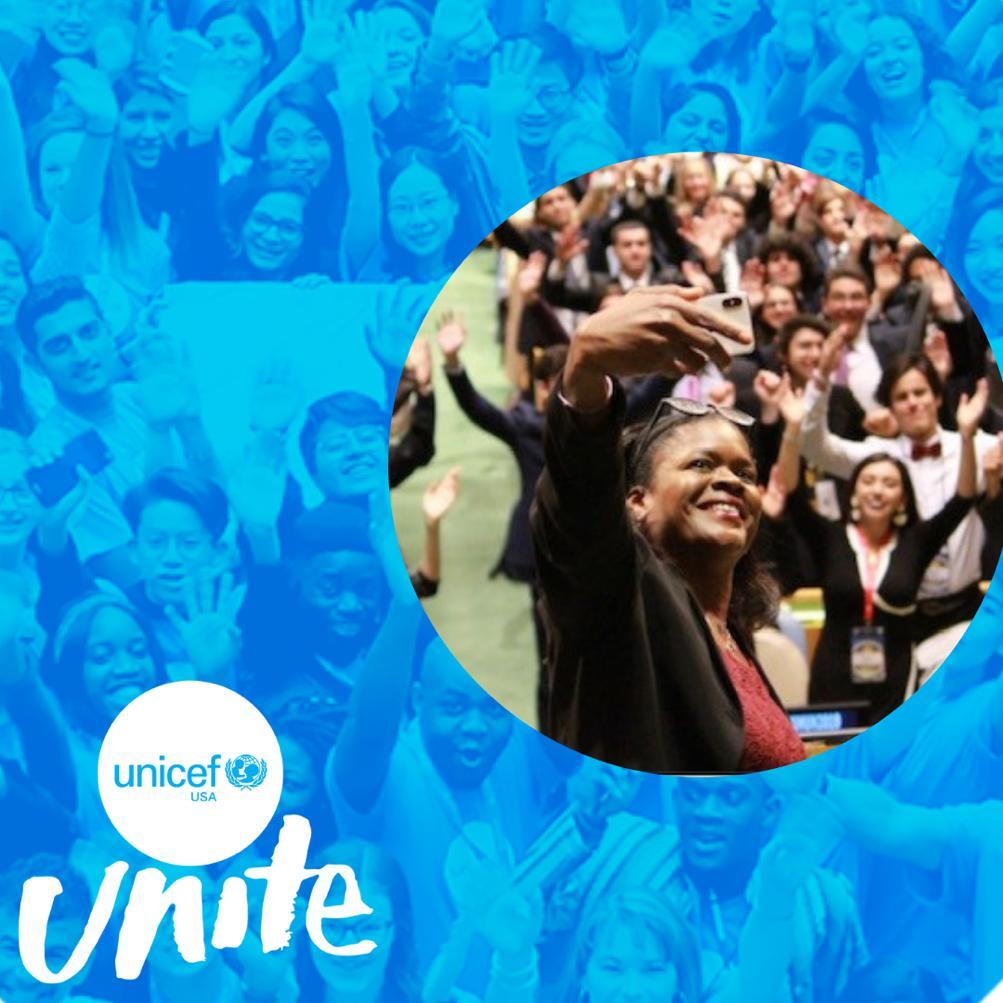 UNICEF UNITE Live Q&A with Anucha
