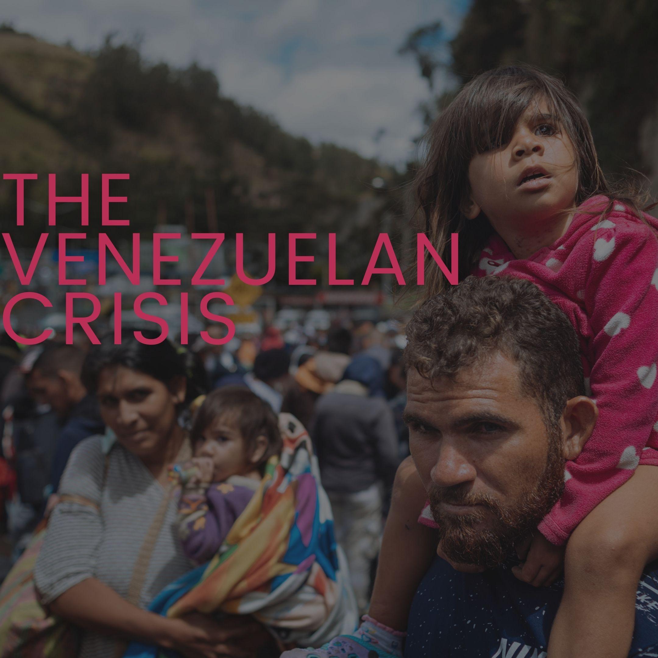 Fundraiser for Venezuelan Humanitarian Crisis