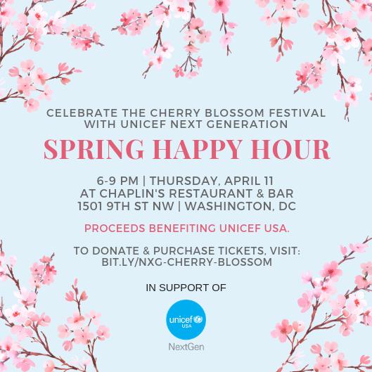 NextGen D.C. Spring Happy Hour