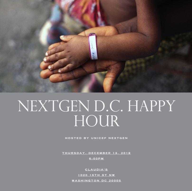 NextGen D.C. Happy Hour