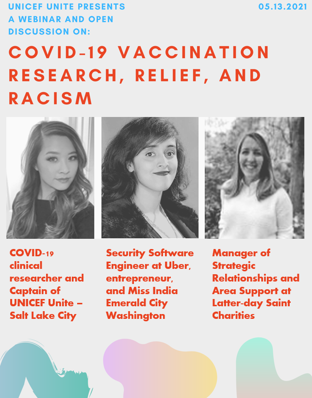 COVID-19 Vaccination Research, Relief, and More