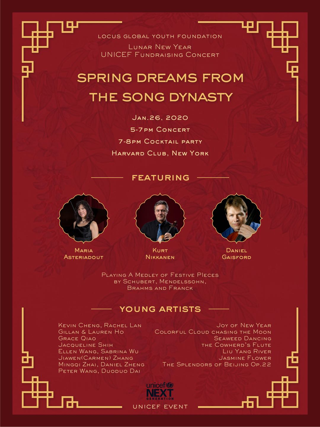 Spring Dreams from Song Dynasty-Lunar New Year Concert
