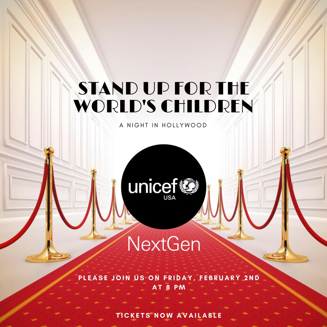 Stand Up for the World's Children