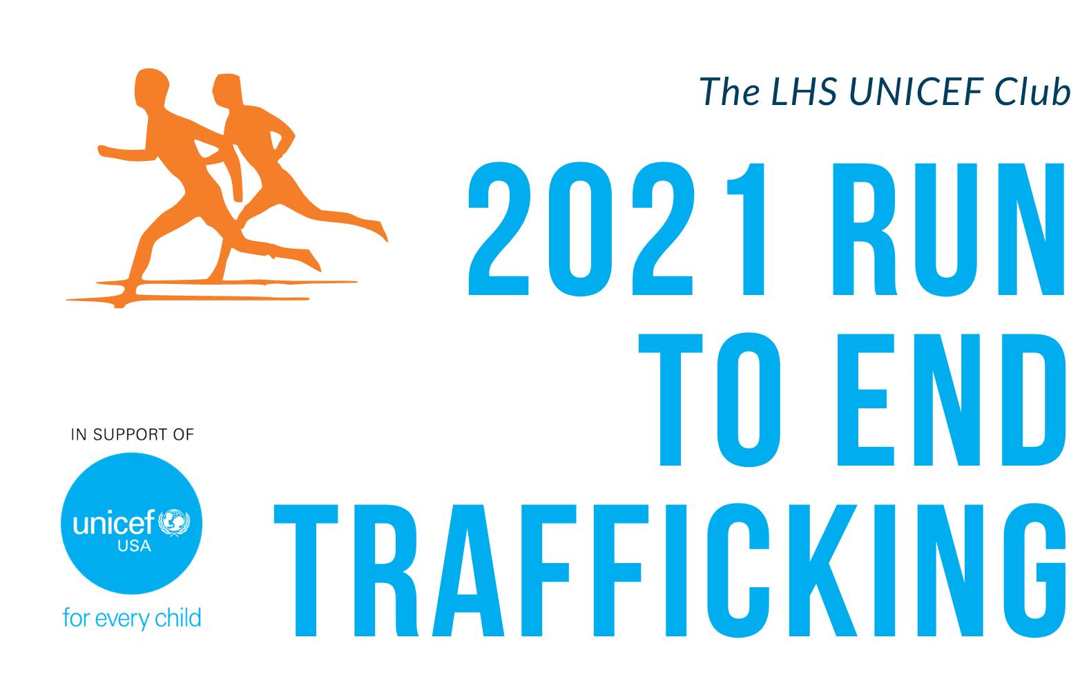 UNICEF Walk/Run to End Trafficking