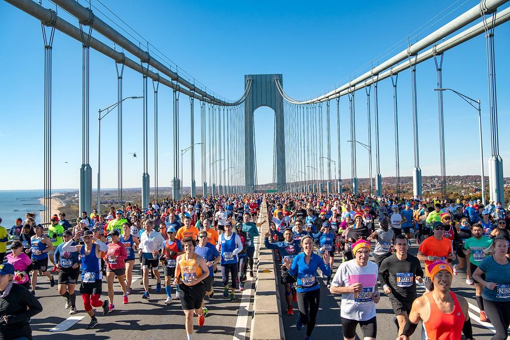 Team UNICEF NYC Post-Marathon Event