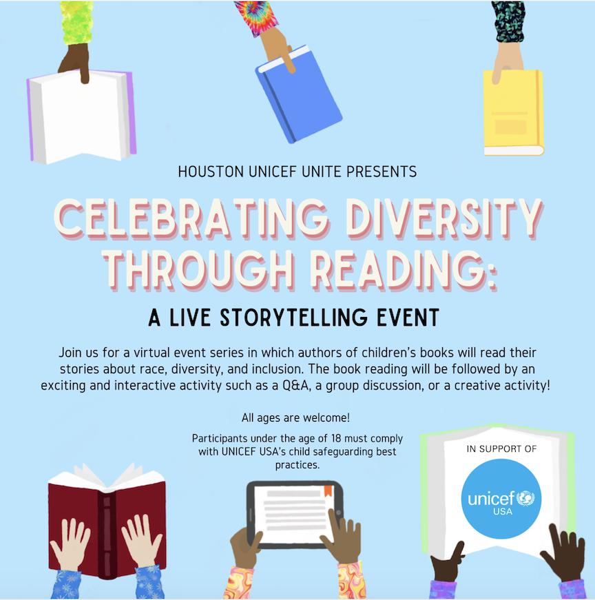 Celebrating Diversity Through Reading: A Live Storytelling Event