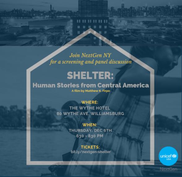 NextGen NY Shelter Screening and Panel