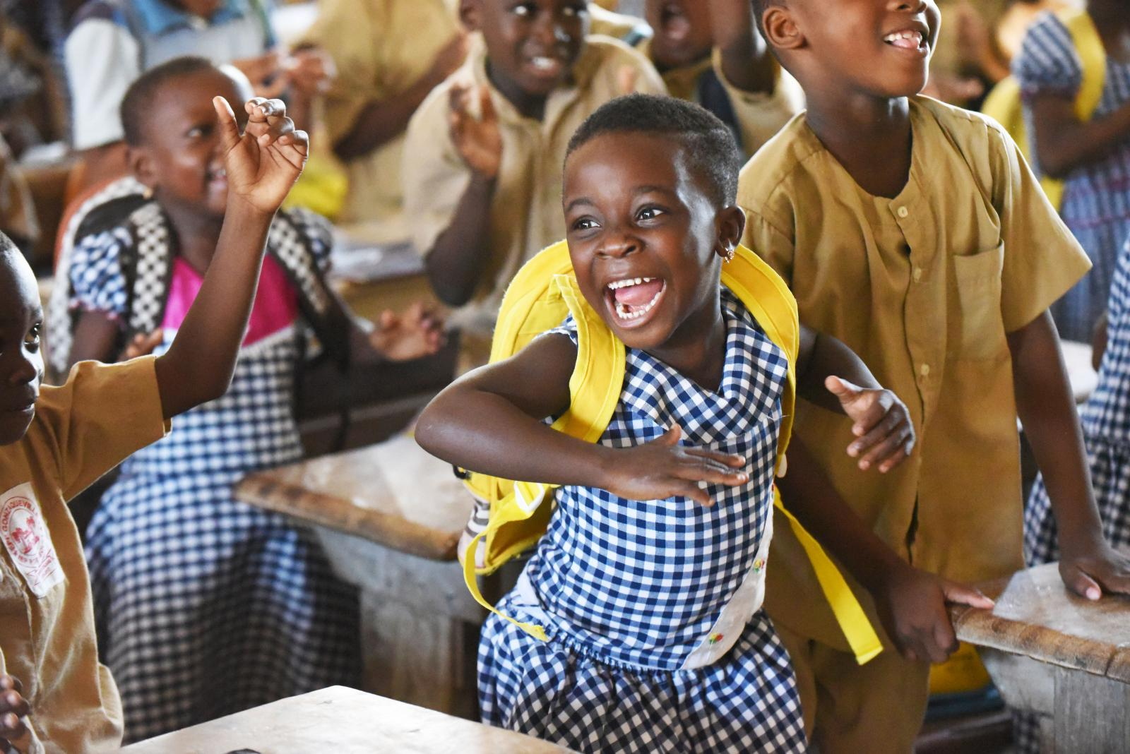 Around the World With UNICEF: Cote D'Ivoire
