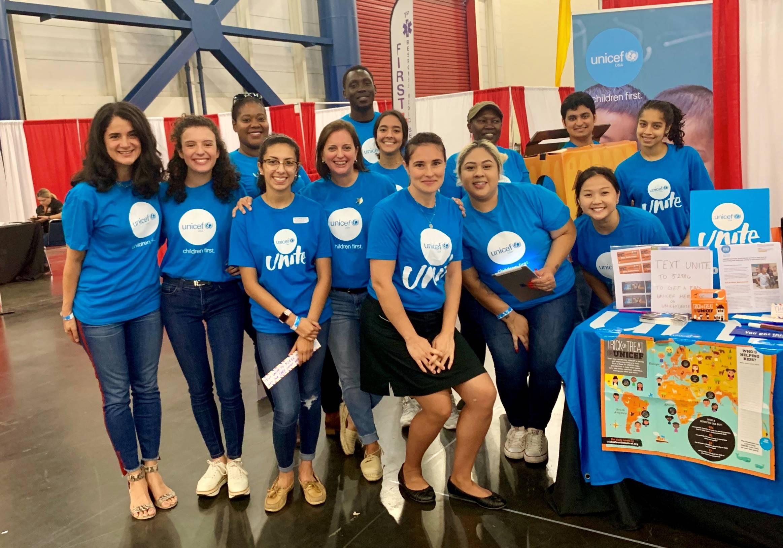 UNICEF USA Houston (Internship)