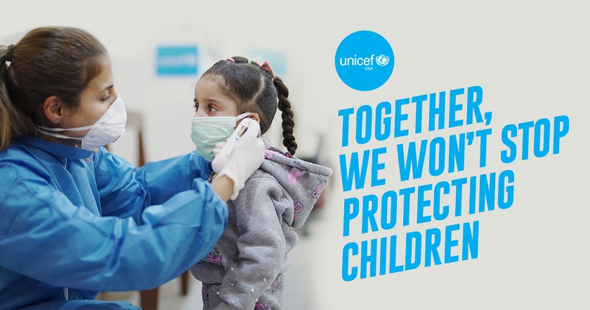 Team UNICEF NYC Luncheon
