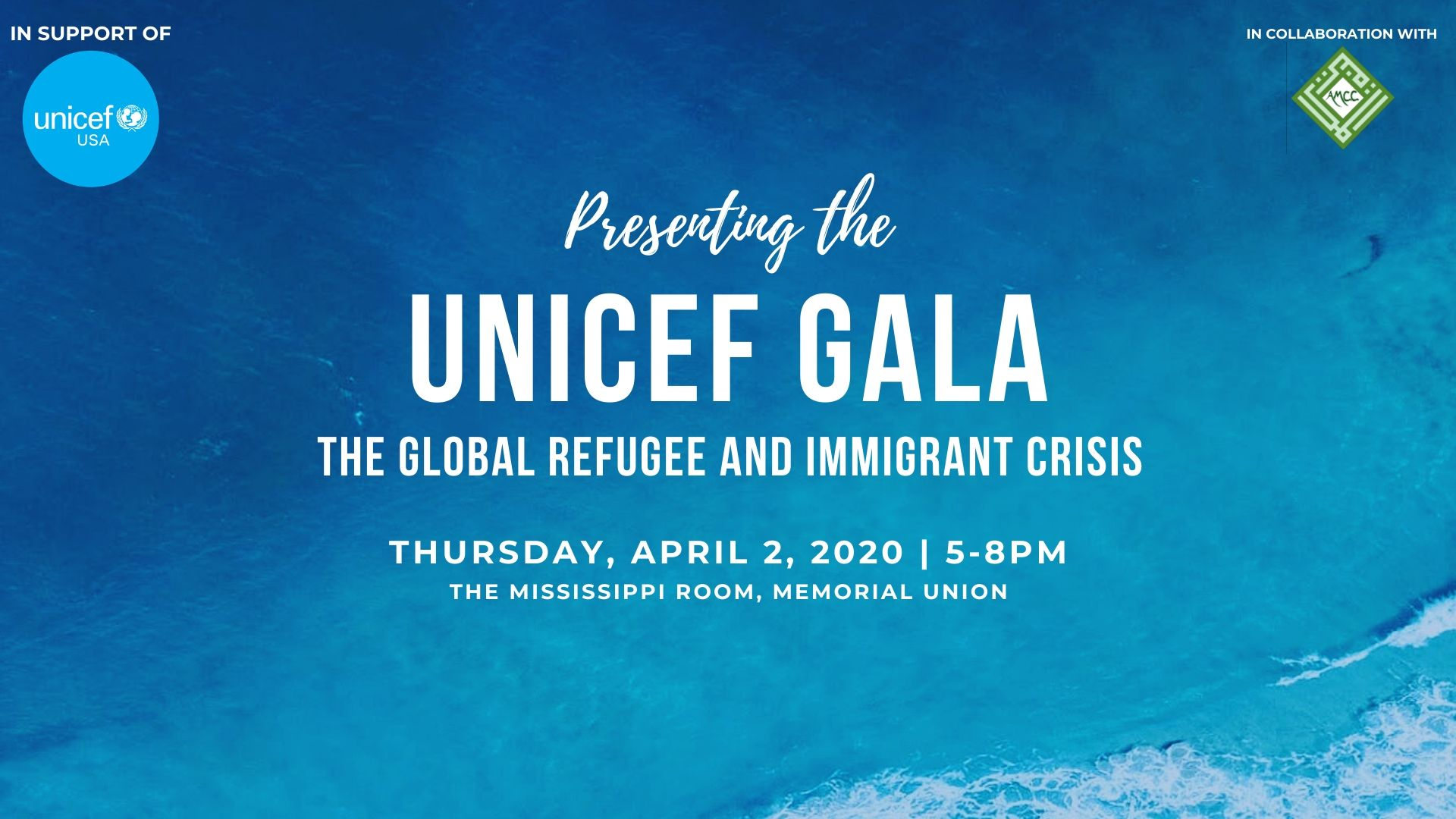 UNICEF Gala: The Global Refugee and Immigrant Crisis