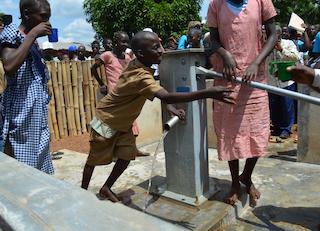 Water for Guinea Speaker Series | NY