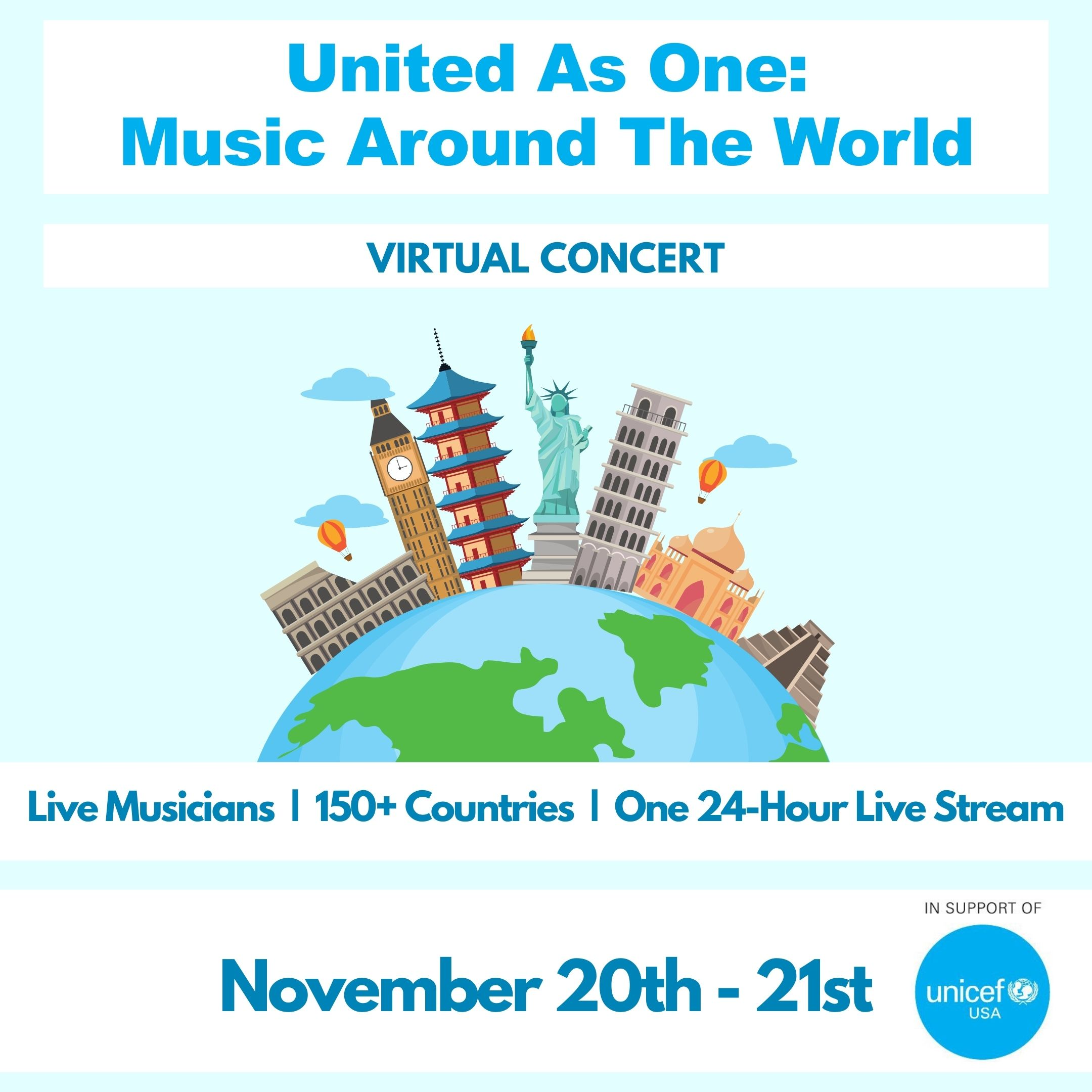 United As One: Music Around The World
