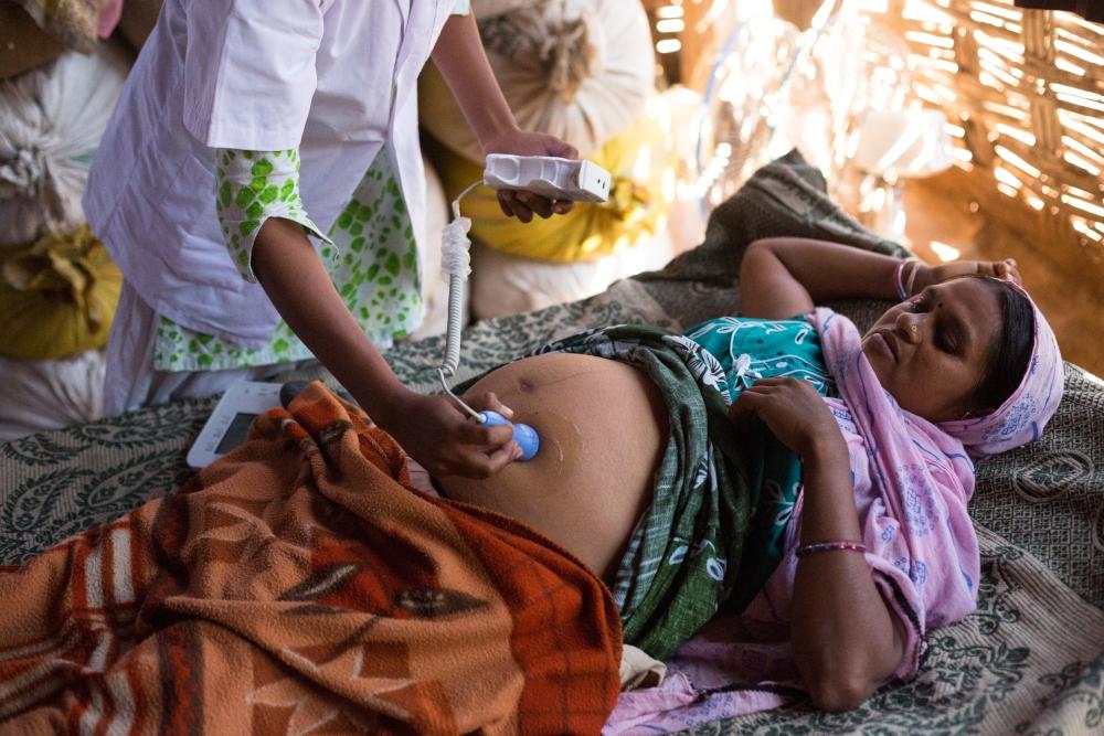 NextGen Panel Discussion on Maternal Mortality