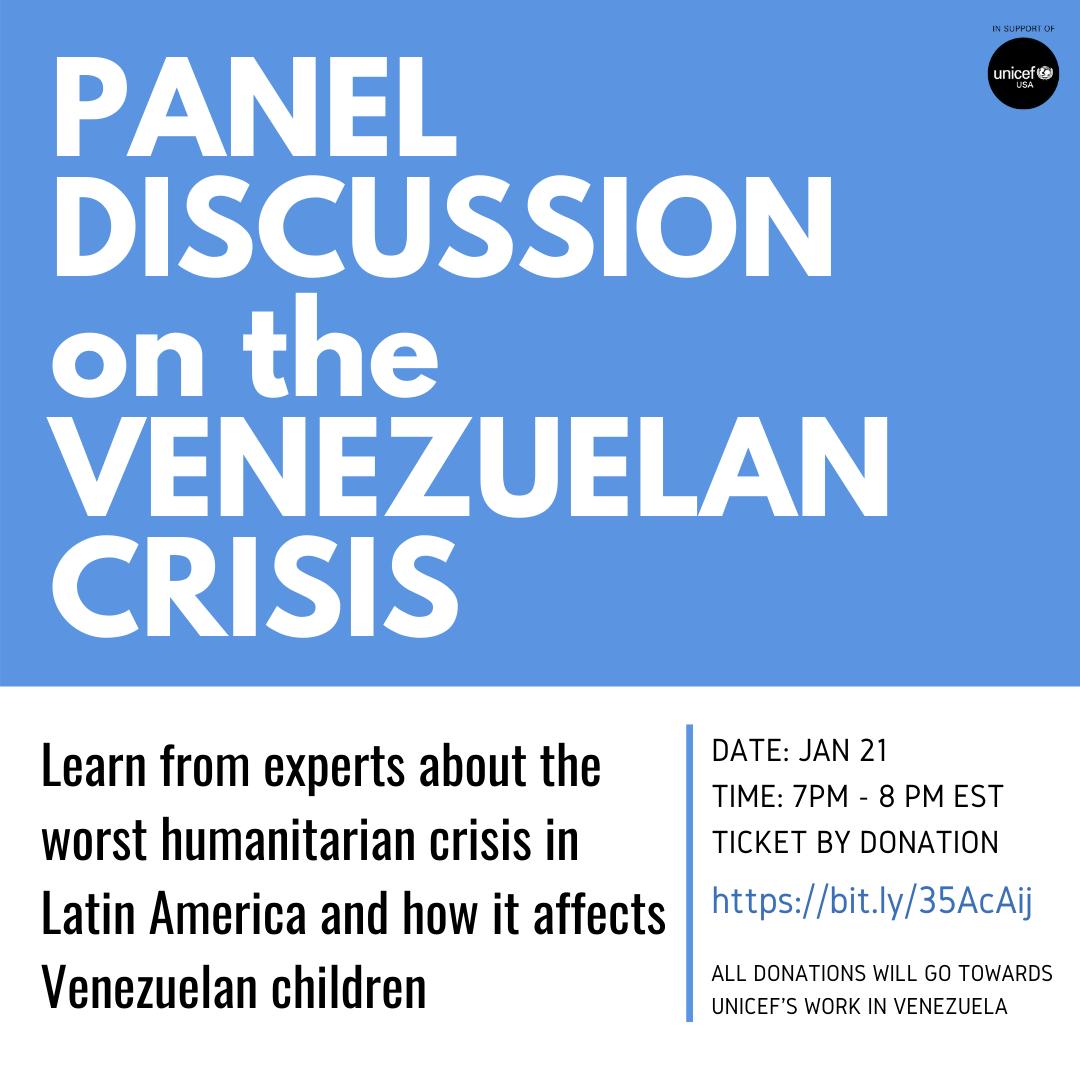 Panel Discussion - The Venezuelan Crisis