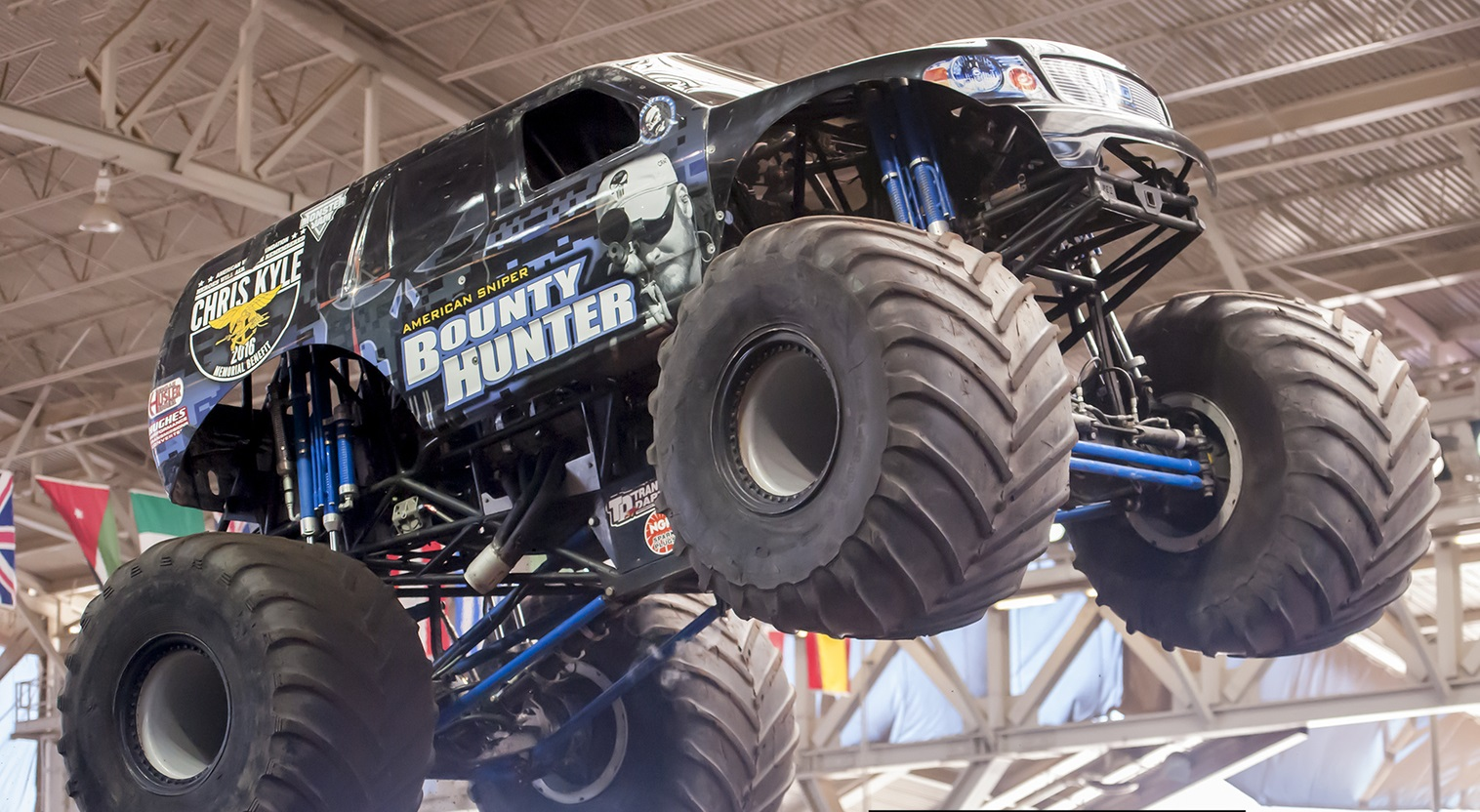 2019 Monster Truck Show - Admission Ticket