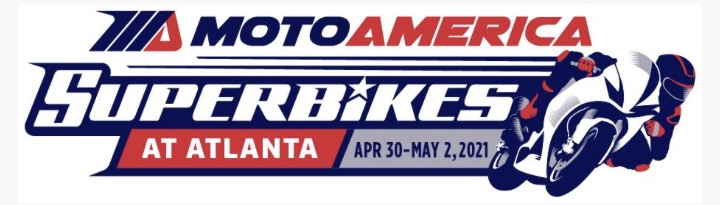 MotoAmerica Superbikes at Atlanta- April 30-May 2, 2021