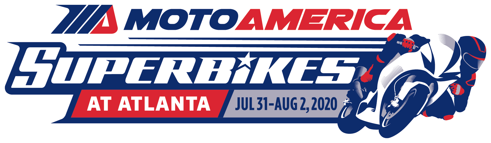 MotoAmerica Superbikes at Atlanta - July 31- August 2, 2020