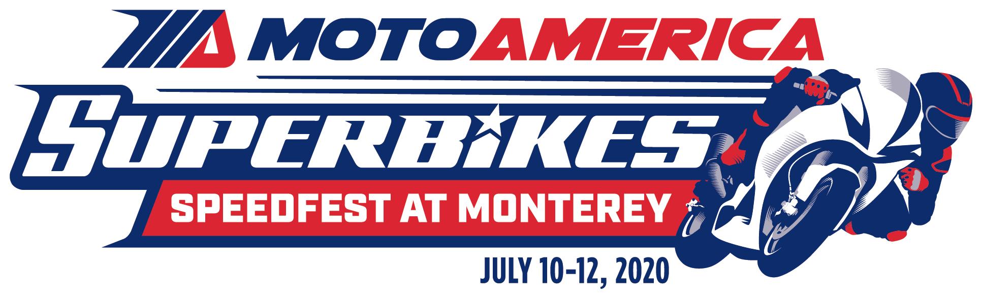 MotoAmerica Superbike Speedfest at Monterey - July 10-12, 2020
