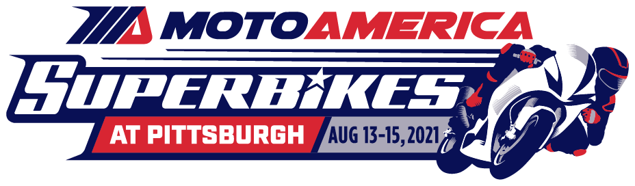 MotoAmerica Superbikes at Pittsburgh- August 13-15, 2021