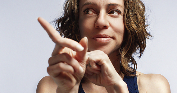Ani DiFranco: Presented by Maven Productions and Meow Wolf