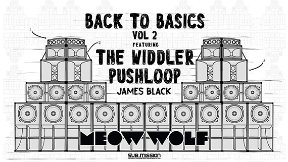 The Widdler x Pushloop