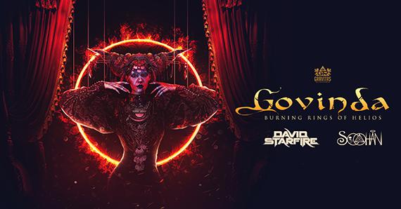 Govinda, David Starfire & Soohan - CANCELED