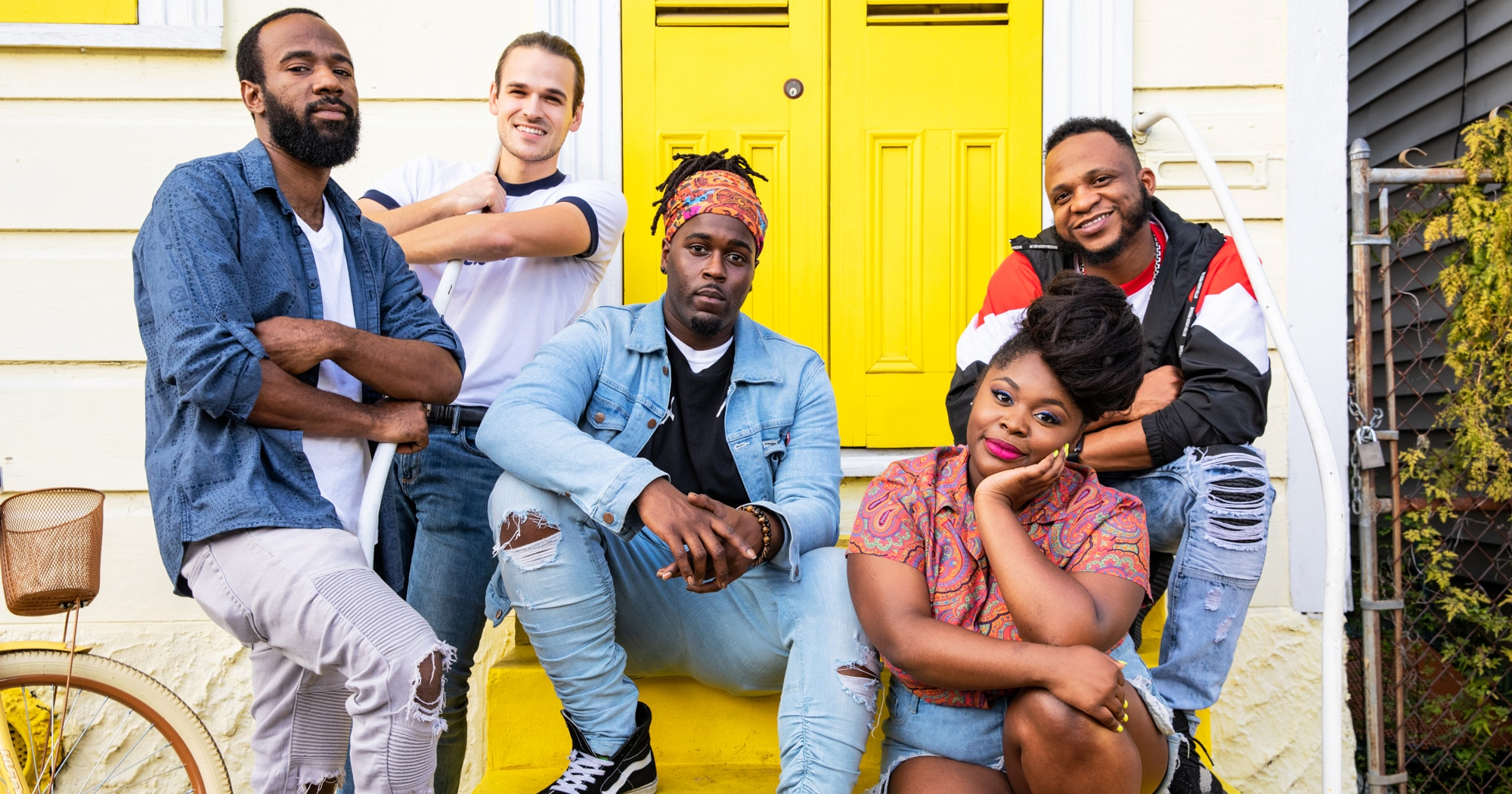 Tank and the Bangas: Presented by AMP Concerts