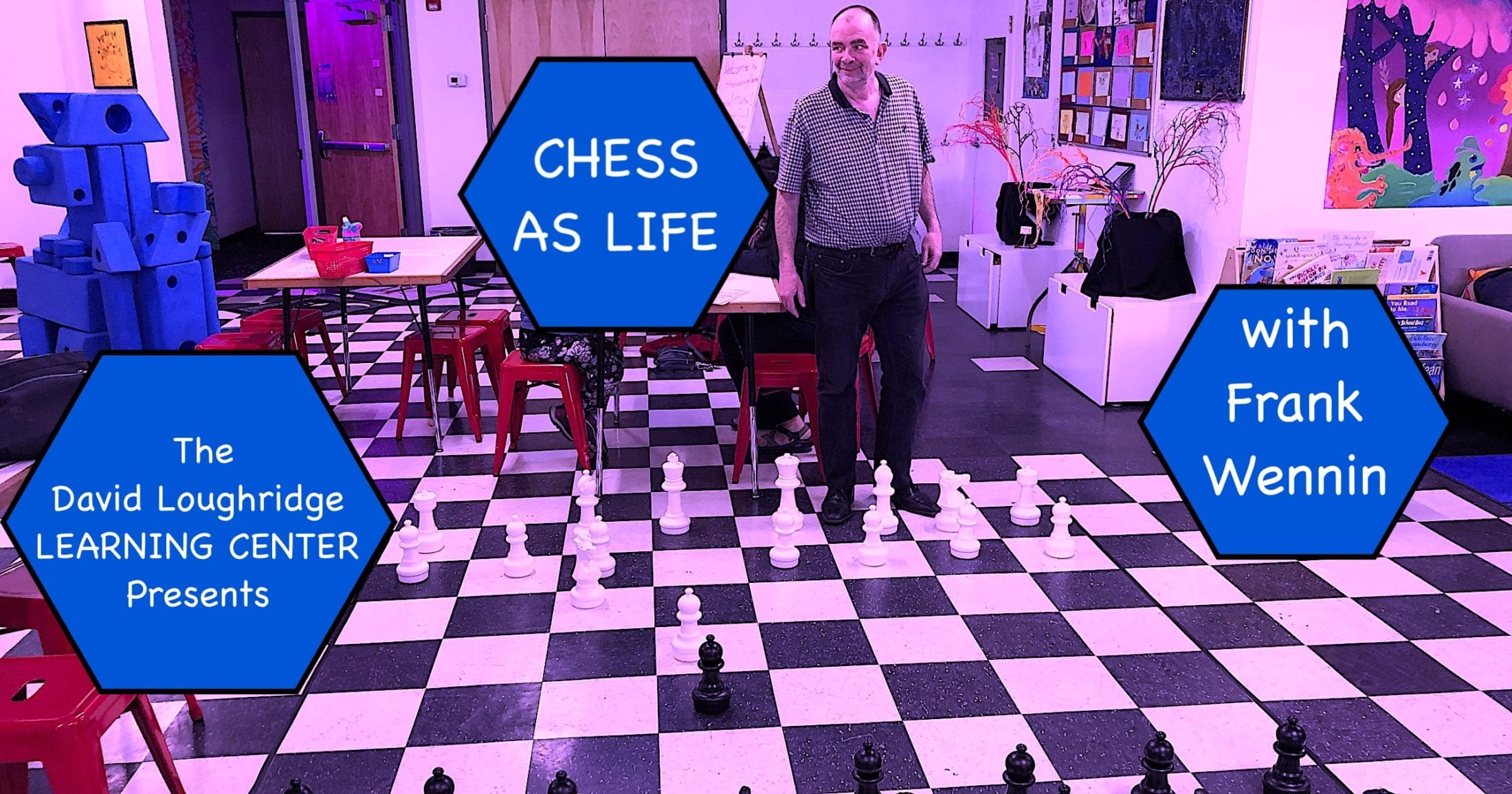 Chess As Life - Kids