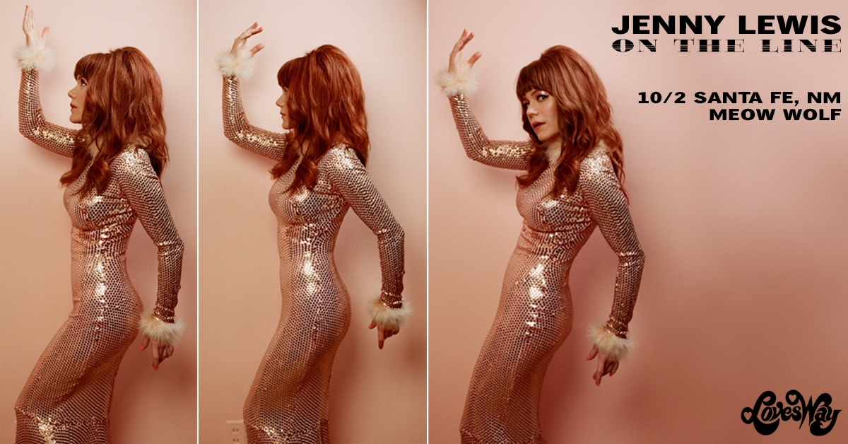 Jenny Lewis: Presented by AMP Concerts