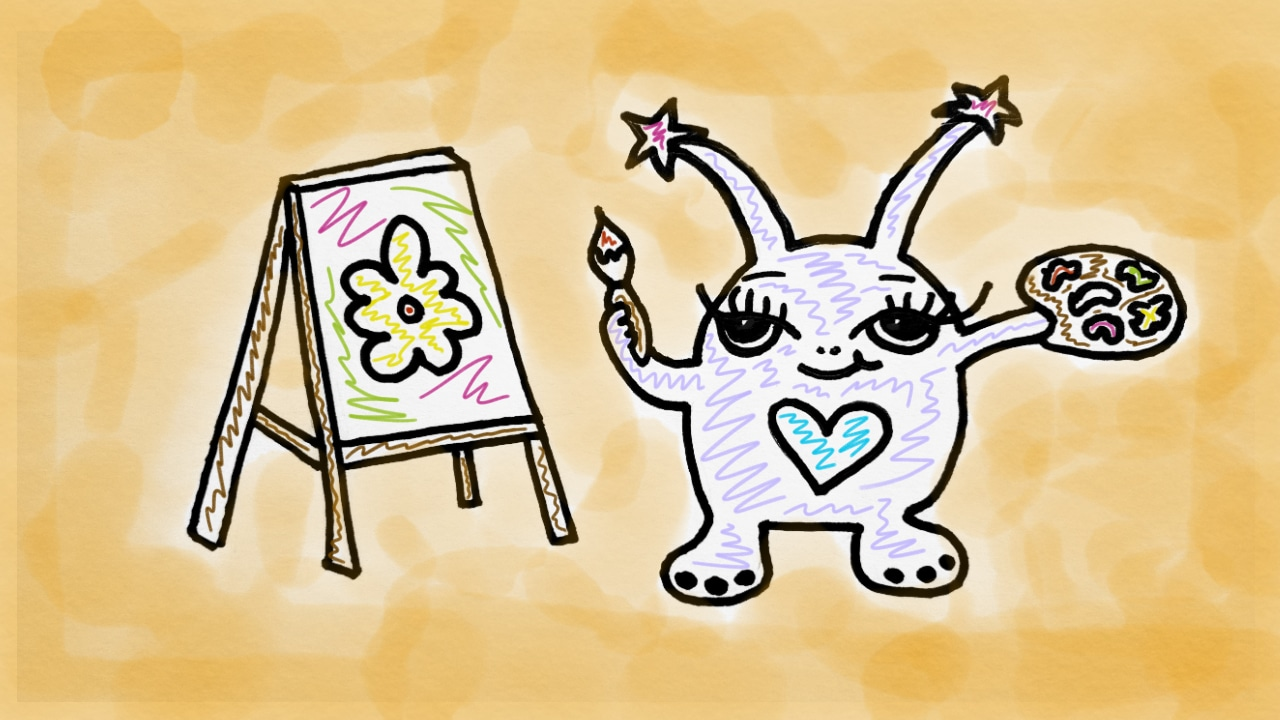 Painting for Kids: Free