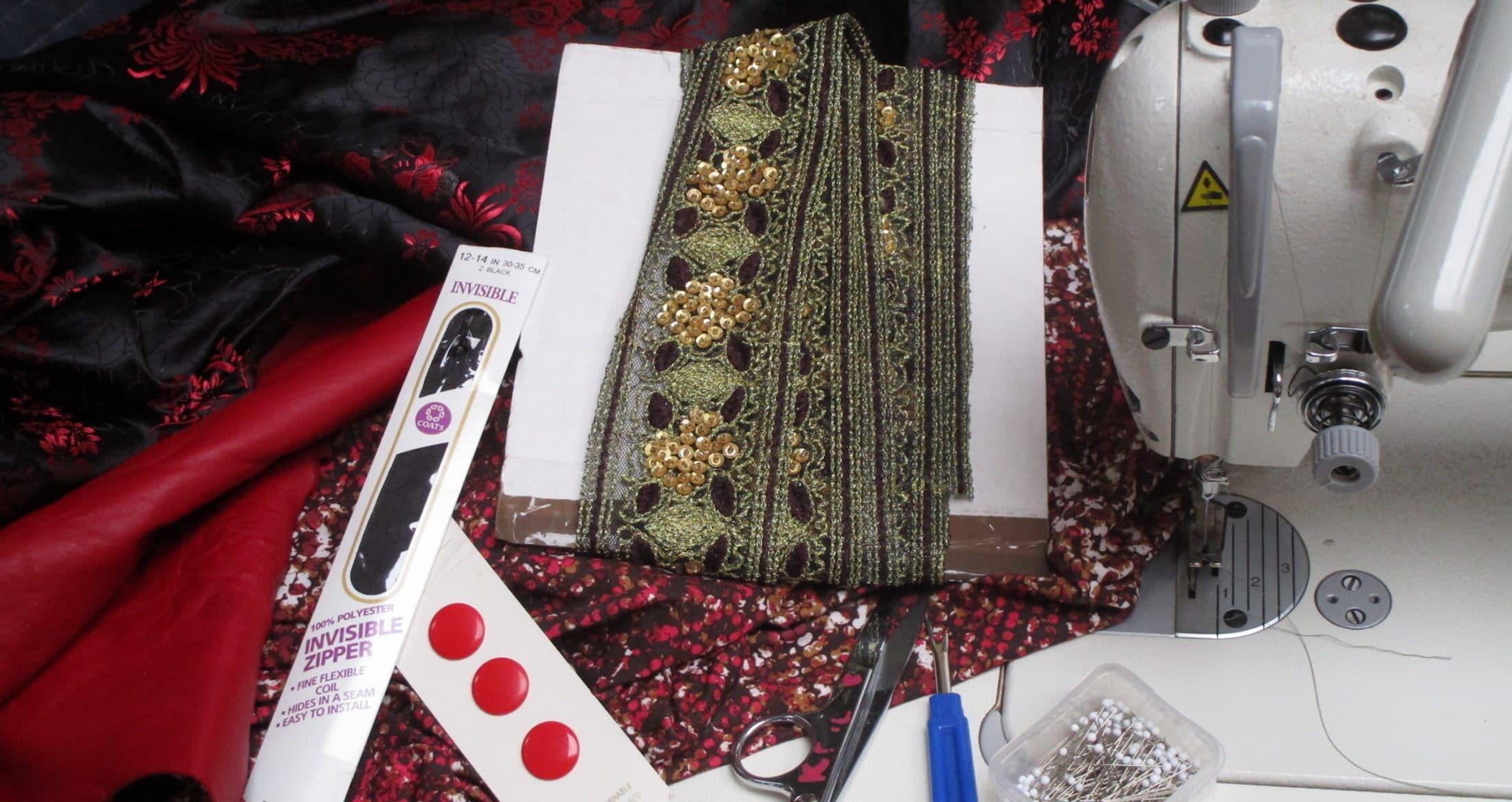 Sewing Machine Bootcamp - 5 week series