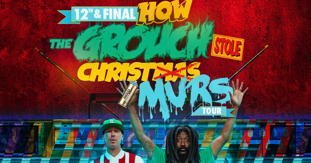 Grouch Stole Christmas 2020 Meow Wolf Santa Fe   How the Grouch Stole Christmas Final Tour