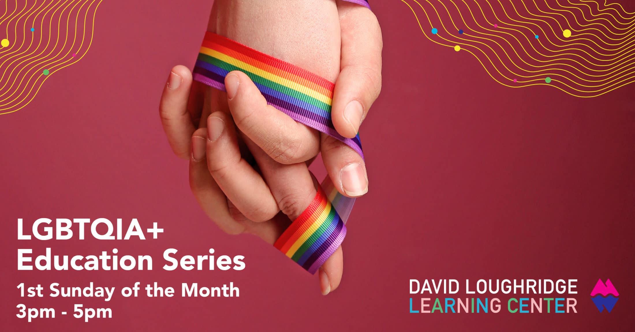 LGBTQIA+ EDUCATION SERIES - Two Spirit & IndigeQueer Identity w/Byron Tsabetsaye