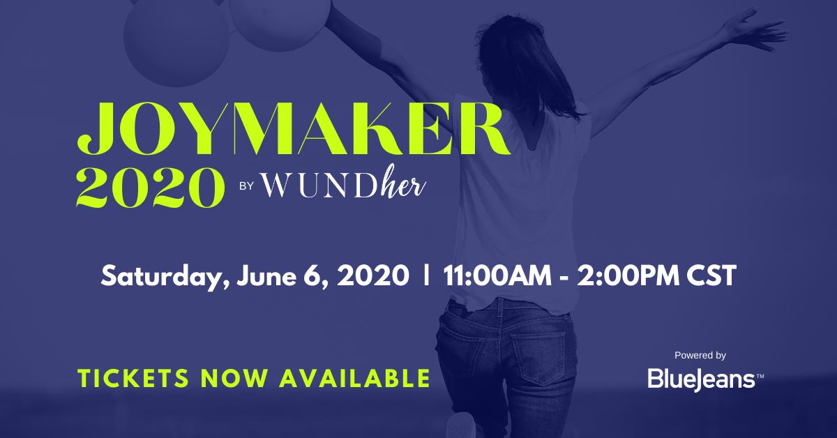 JOYMAKER 2021: The Future of Women & Work