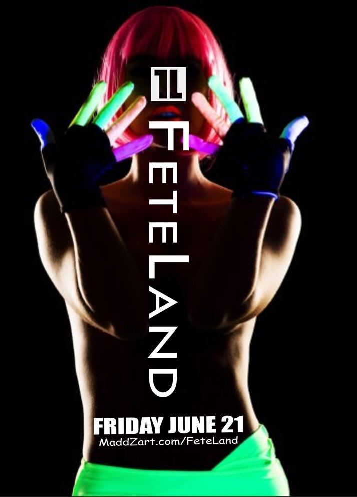 FeteLand - Neon Planet