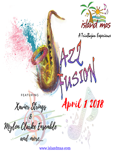 Island Mas Presents - Jazz Fusion on the Lawn