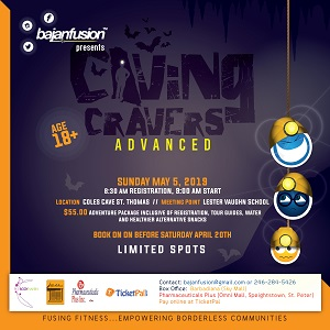 Caving Cravers (Advanced) -DAY 2