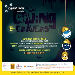 Caving Cravers -DAY 1
