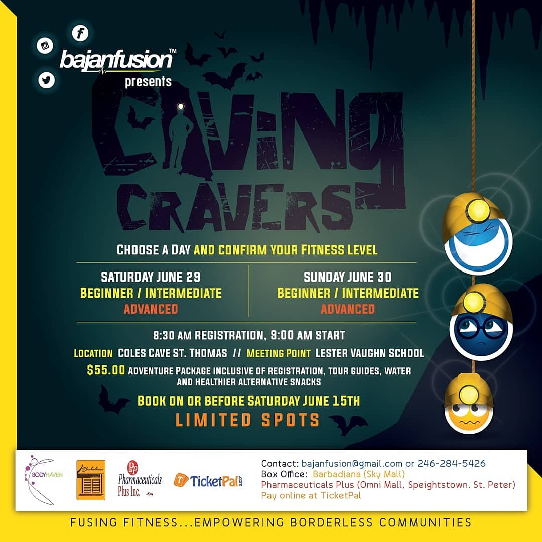 Caving Cravers - Day 2